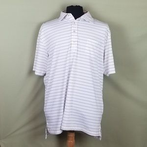 Peter Millar Summer Comfort Polo Men's Sz L